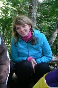 Людмила Долинина, город СОлнца