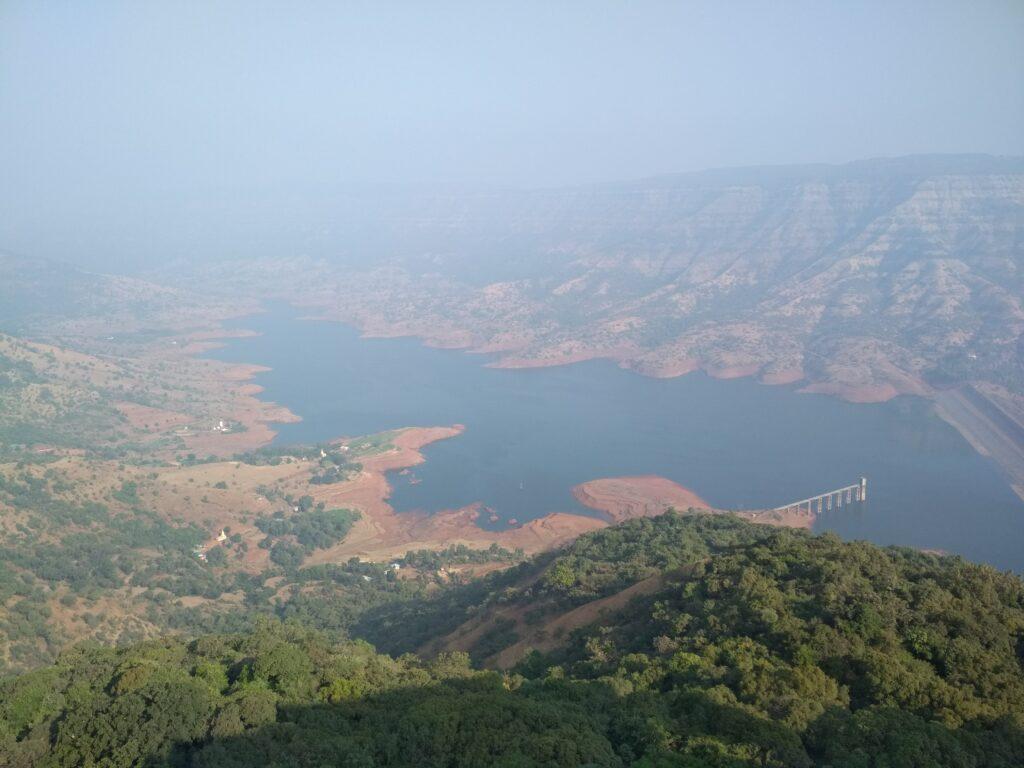 Махабалешвар, обзорная площадка