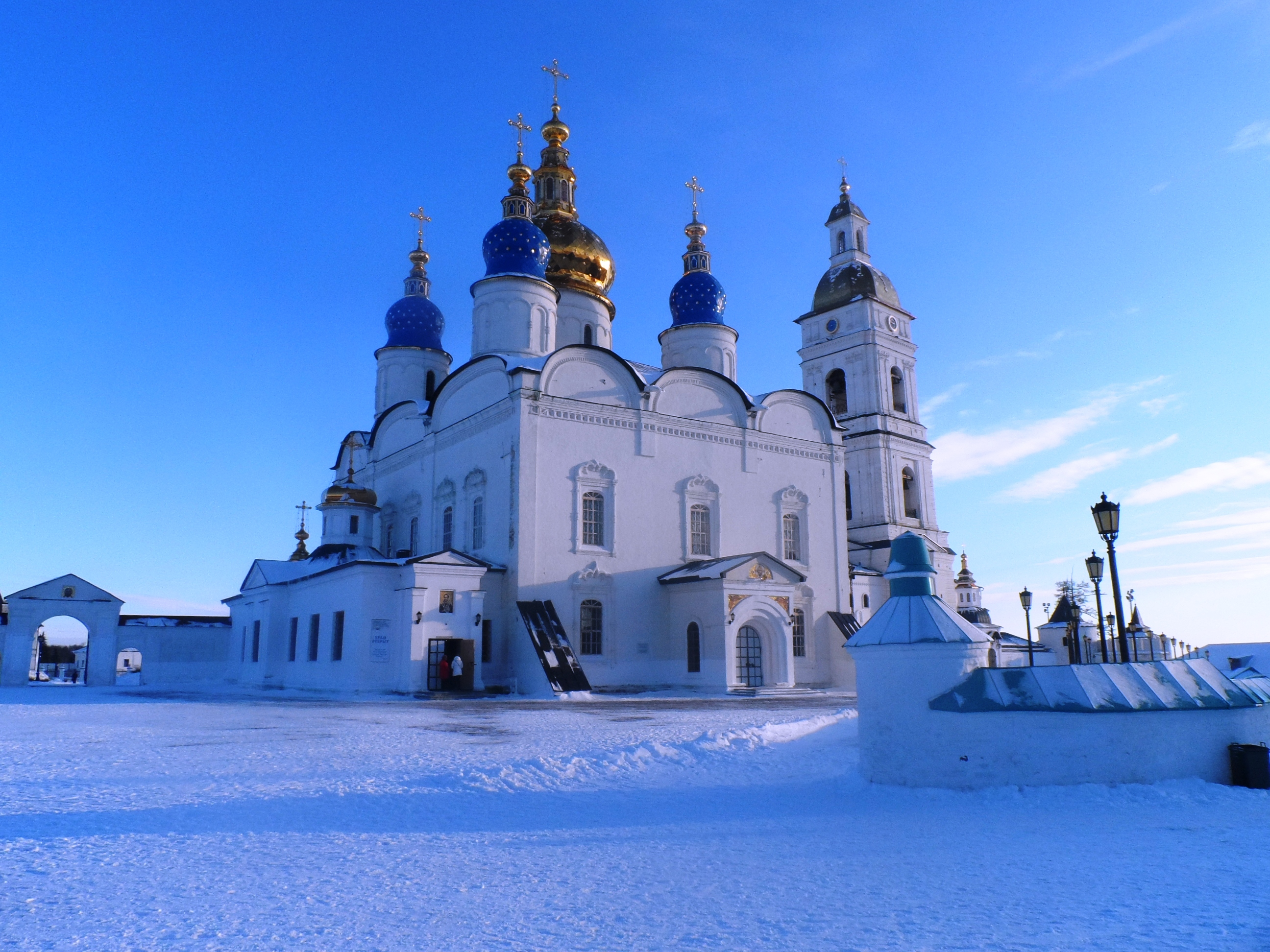 Тобольск - духовная столица Сибири
