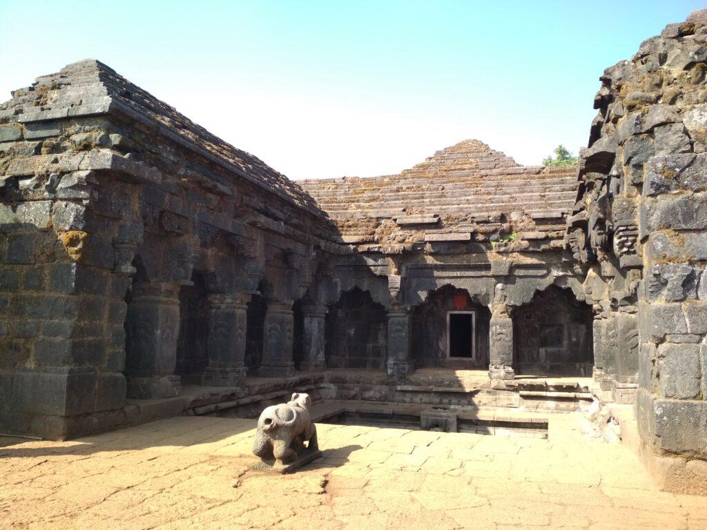 Махабалешвар. Храм Кришны